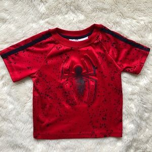 Spider-Man Red T-Shirt Size 2T